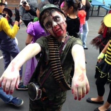 Halloween Makeup Square
