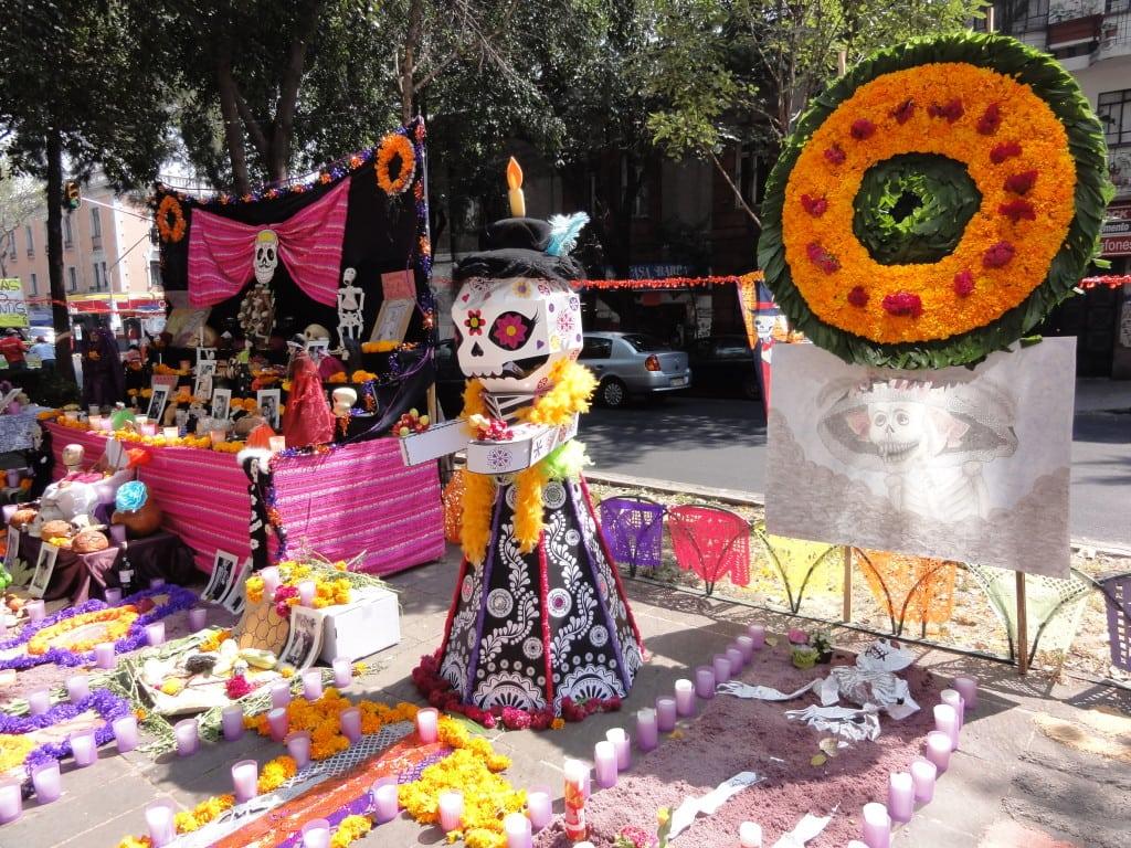 Los Angeles Events - Dia de Los Muertos 2015