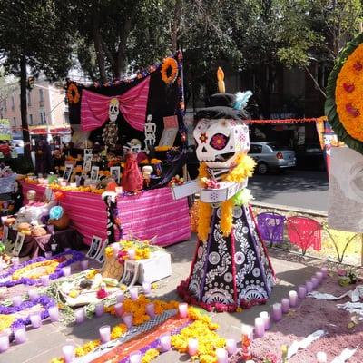 Los Muertos 2015 Square