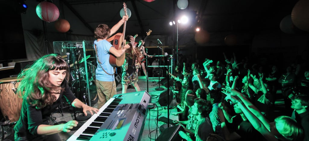School of Rock opening