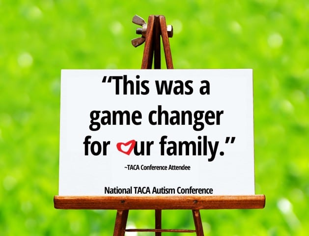 special needs TACA conference
