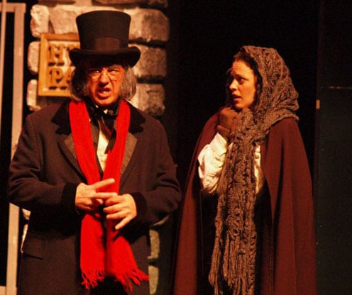 Thousand Oaks Repertory Company's A Christmas Carol