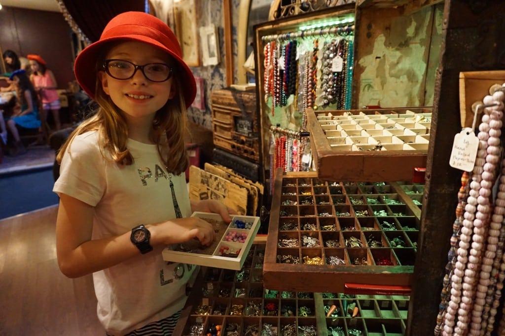 fun ideas for kids - Kidd's Jewelry Heist