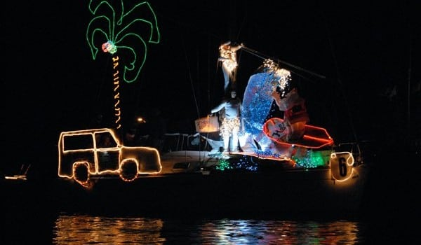 44th Annual Dana Point Boat Parade of Lights