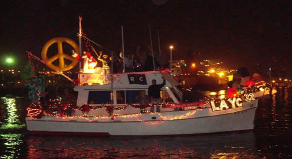 Port of Los Angeles' Holiday Afloat Parade
