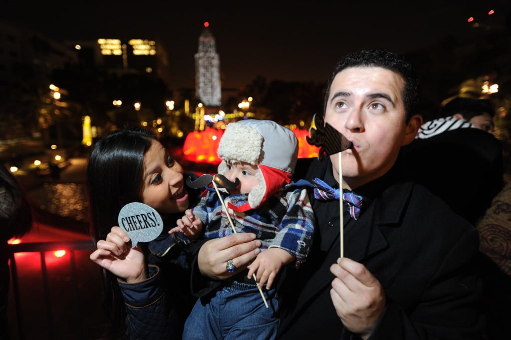 Los Angeles Events - Grand Park NYE