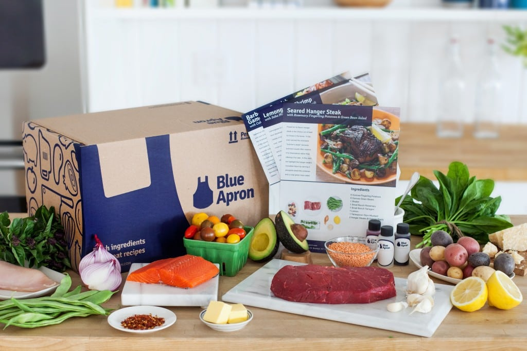 parenting - family tech - blue apron