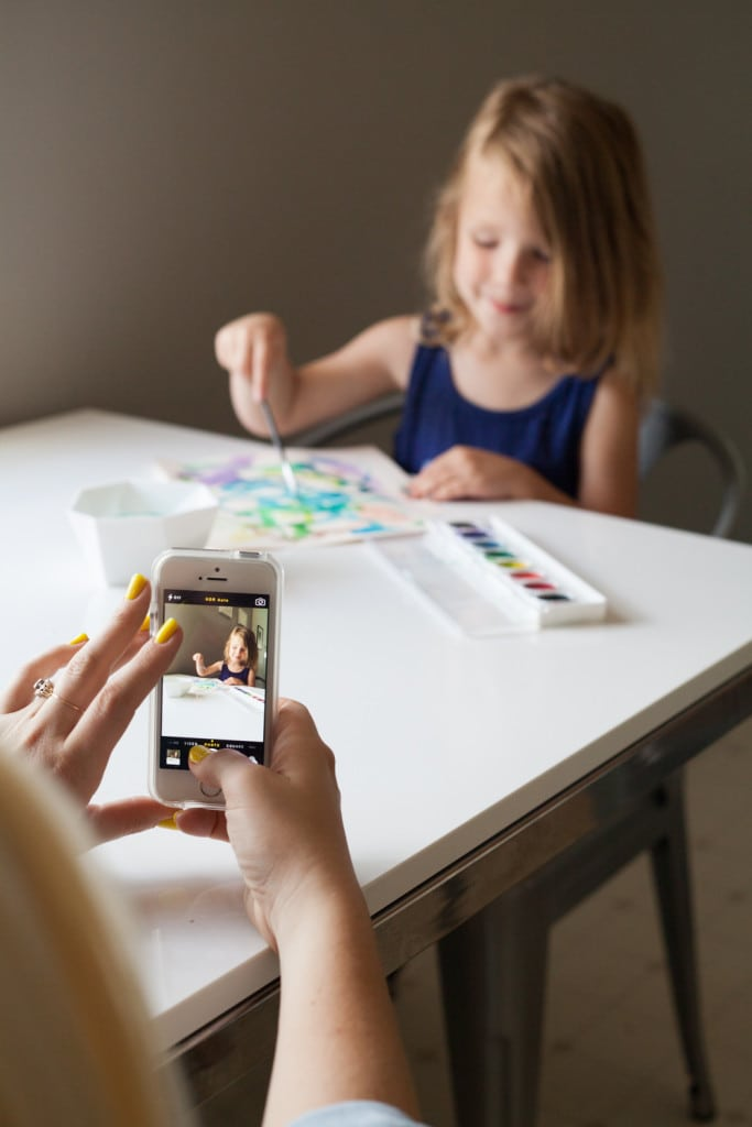 parenting - family tech - chatbooks
