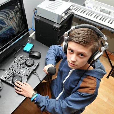 DJ Micky Hopkins gkfh15