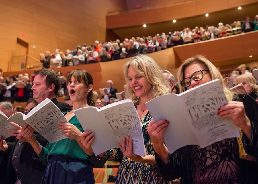 Los Angeles Master Chorale: 39th Annual Messiah Sing-Along
