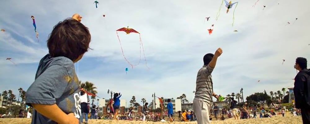Redondo Beach Festival of the Kite