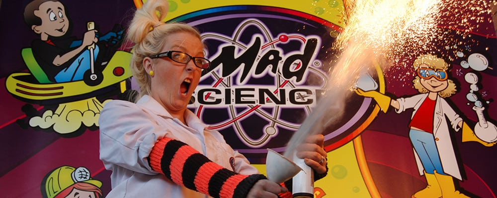 Fire & Ice Show Presented by Mad Science of Los Angeles