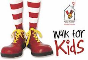 Ronald McDonald House Walk For Kids