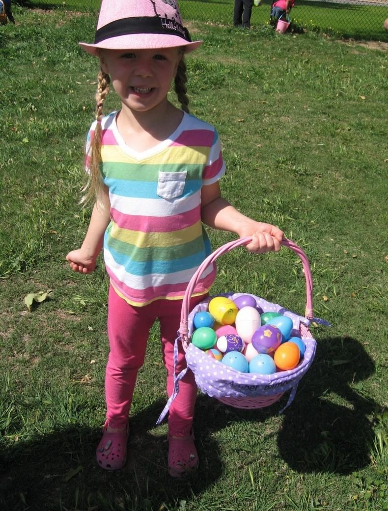 Our Redeemer Lutheran Church's Easter Egg Hunt