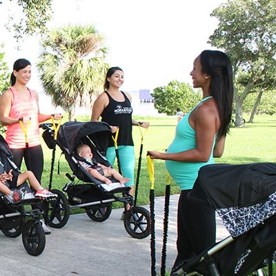 Baby Boot Camp Square