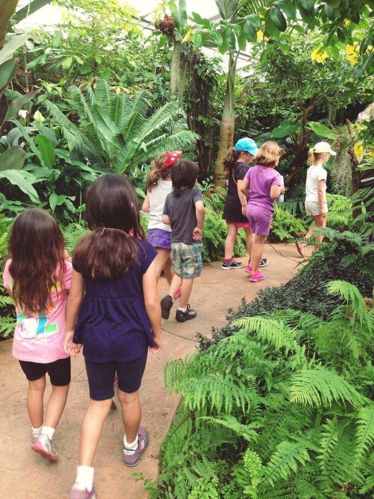 family fun - arboretum