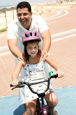 family fun - outdoor fun - bike rides