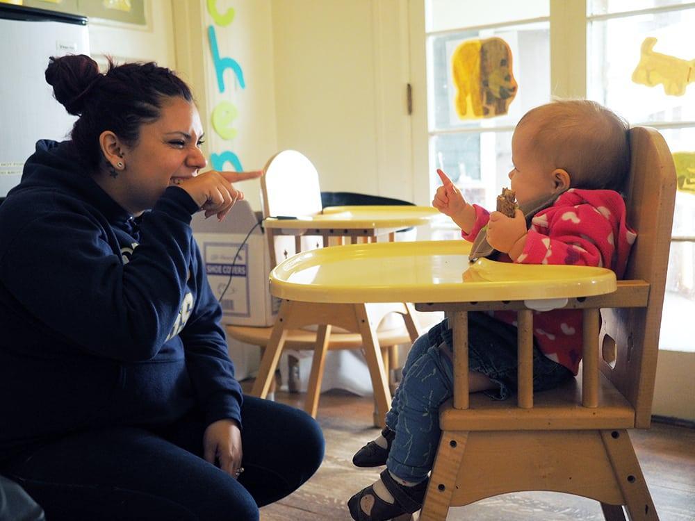 parenting - LAUP infant talk
