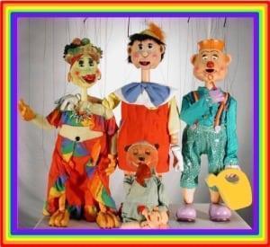 Children's Performance Series: Franklin Haynes Marionettes