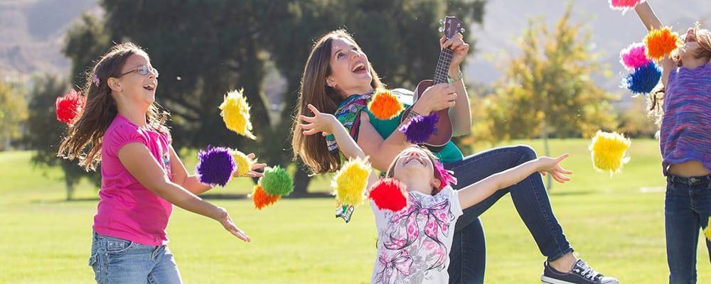 Children's Performance Series: Nathalia