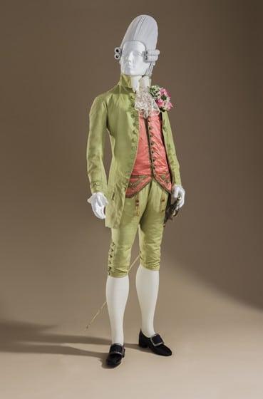 """Reigning Men: Fashion in Menswear, 1715–2015"""