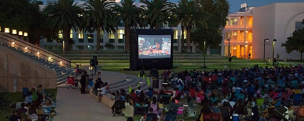 CSUN's Summer Movie Festival