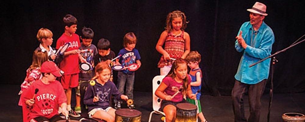 Children's Performance Series: Chalo Eduardo