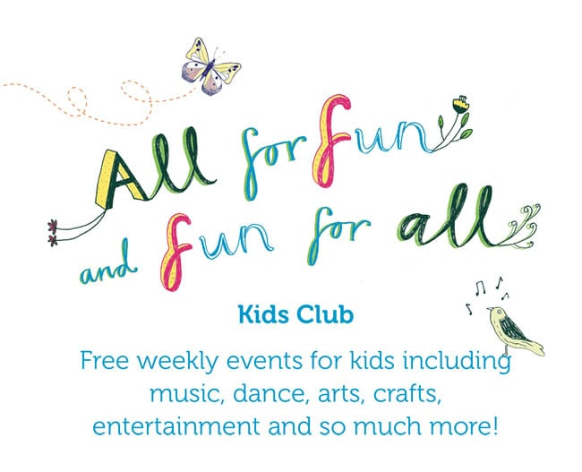 Kids Club at Waterside