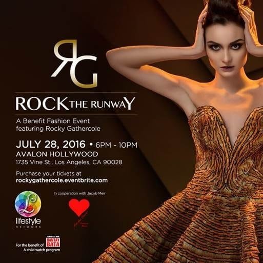 Rock The Runway: A Benefit Fashion Event