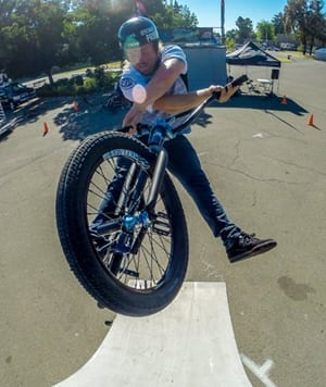 BMX Freestyle Team: The Ultimate BMX Stunt Show Experience