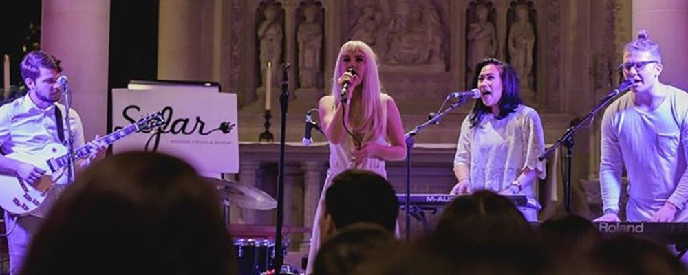 Sofar Sounds' Pop-Up Concerts
