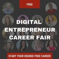 Digital Entrepreneur Career Fair