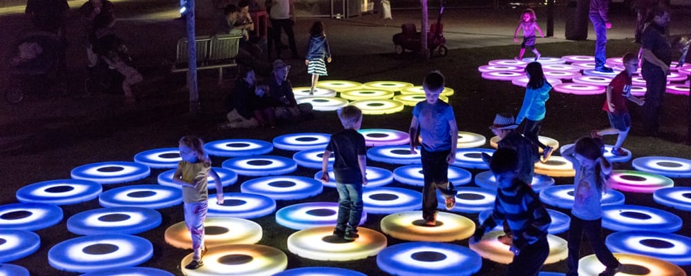 Upcoming things to do in l a with kids - Descanso gardens enchanted forest of light ...