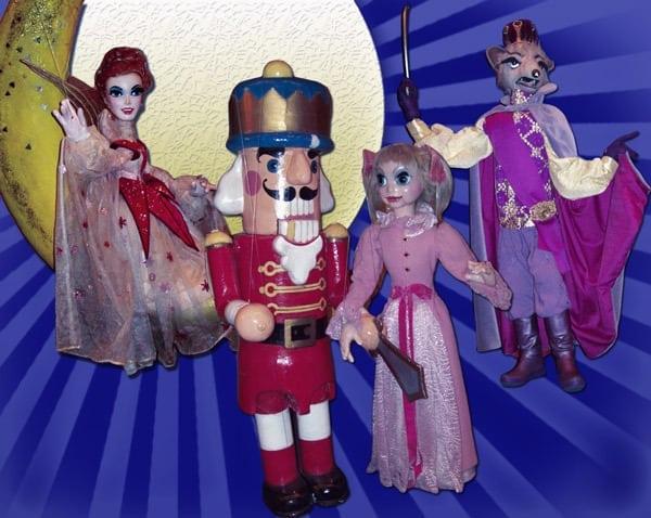Levitt Pavilion LA: Bob Baker Marionettes