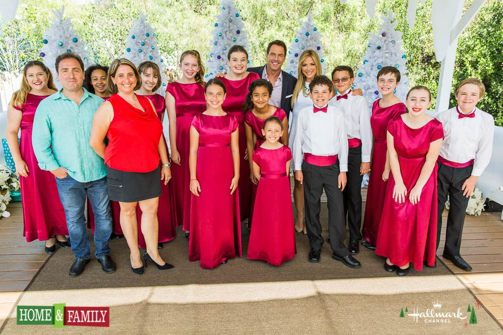 choir programs in la