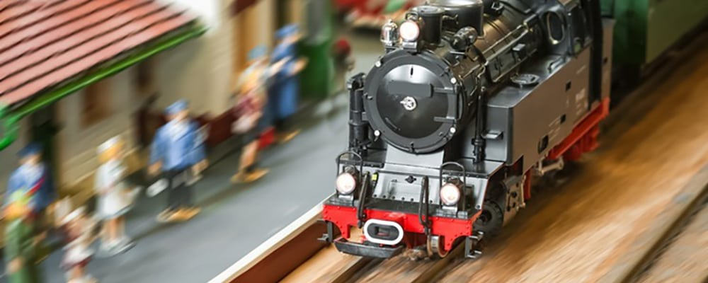 Holiday Model Trains Exhibit