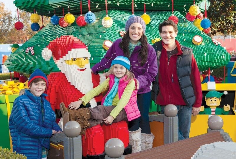 Winter Holidays at Legoland