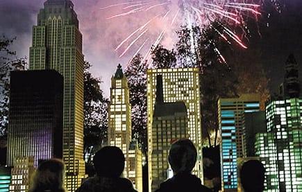Kids' New Year's Eve Celebration at Legoland
