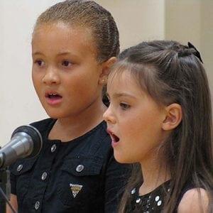 choir programs in la