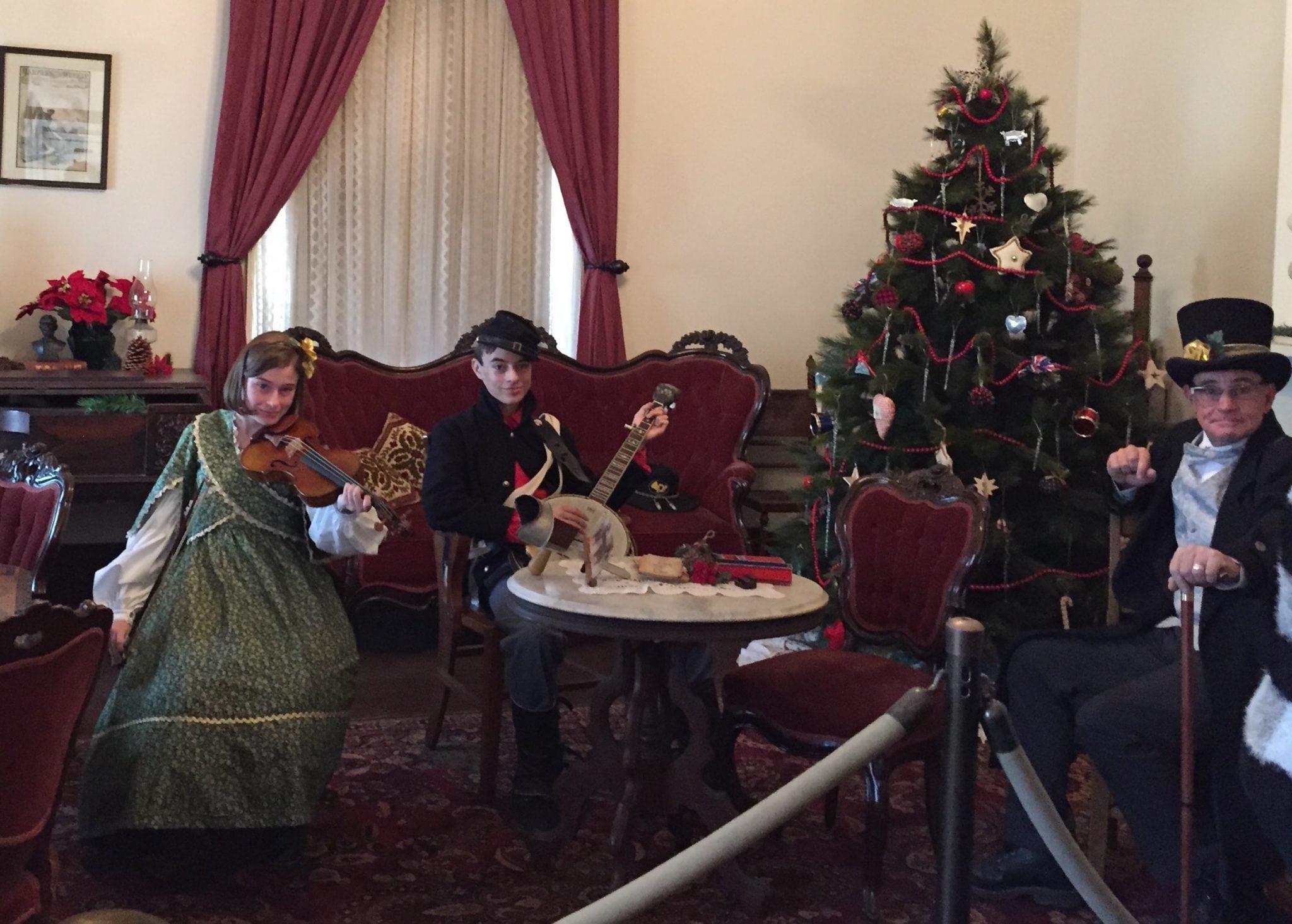 Wilmington's Historic Christmas Celebrations