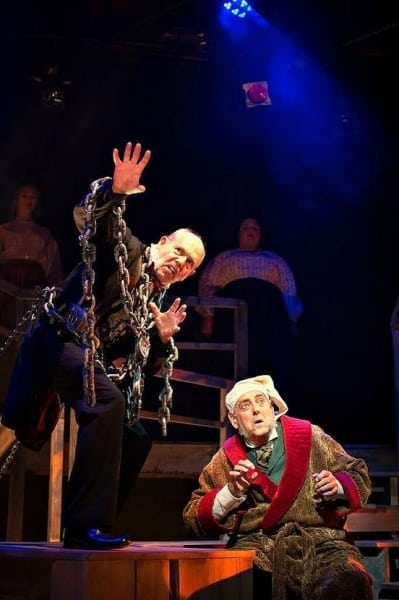Rubicon Theatre presents A Christmas Carol
