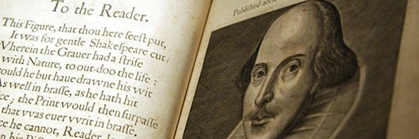 America's Shakespeare: The Bard Goes West Exhibit