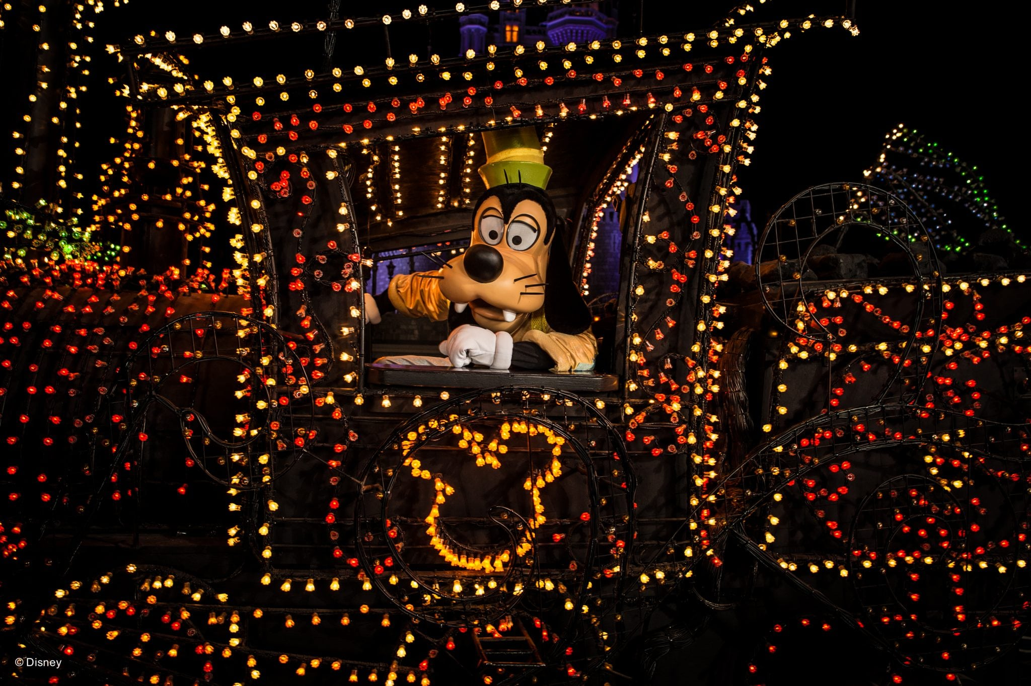 Disneyland's Main Street Electrical Light Parade