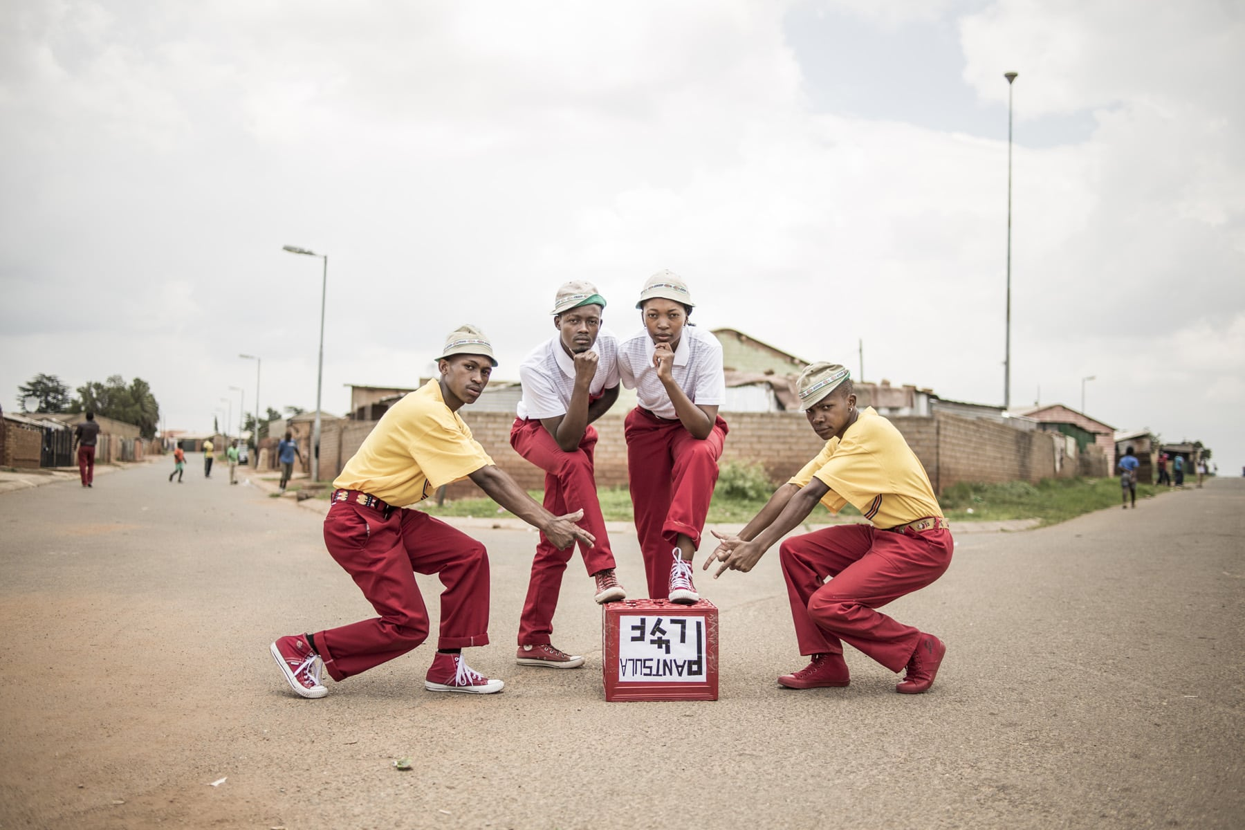 Pantsula 4 LYF: Popular Dance and Fashion in Johannesburg Exhibit