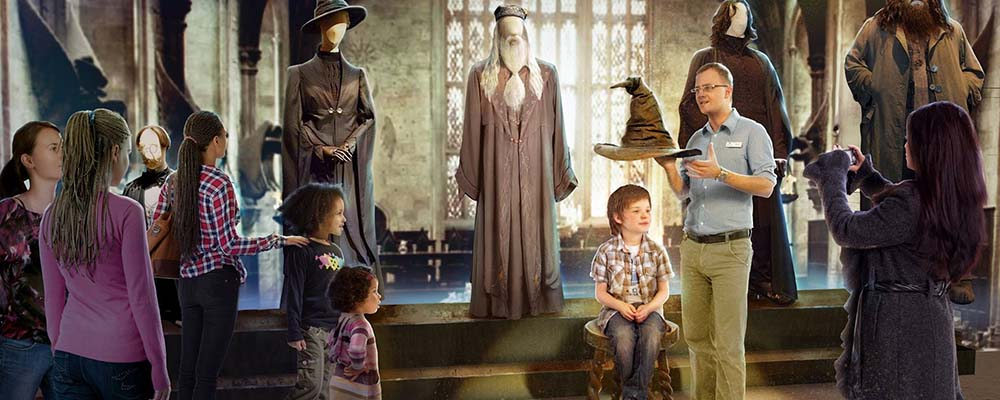 J.K. Rowling's Wizarding World: The Harry Potter and Fantastic Beasts exhibit