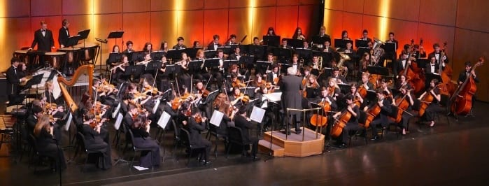 Conejo Valley Youth Orchestra Concert