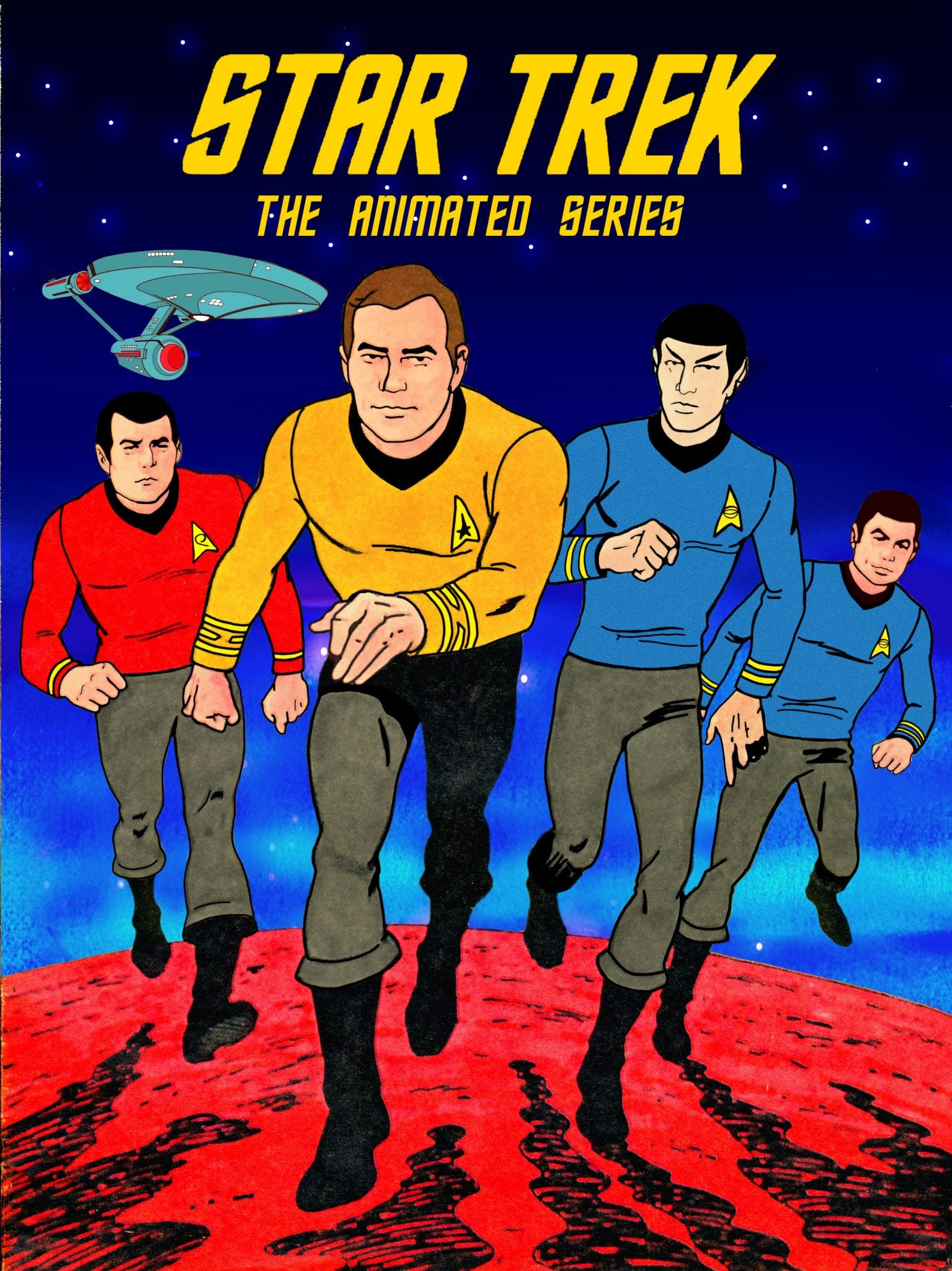 Star Trek: The Animated Series Screening/Panel Discussion