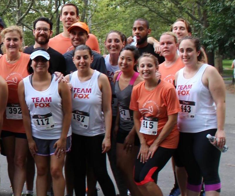 2017 Los Angeles Fox Trot 5K Run/Walk