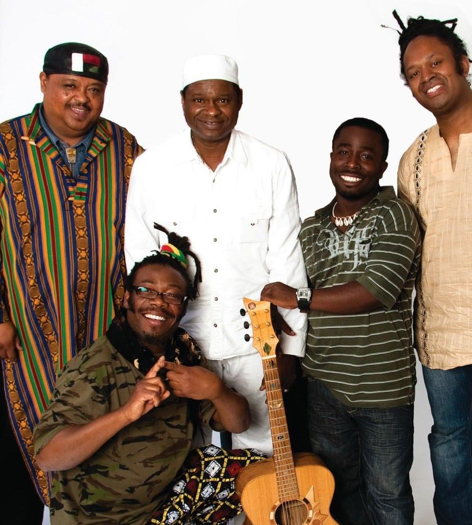 Aratani World Series presents African Guitar Summit