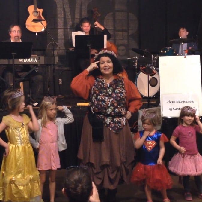 Auntie Kayte Children's CD Release Concert